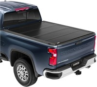 Hard Quad-Fold Truck Bed Tonneau Cover