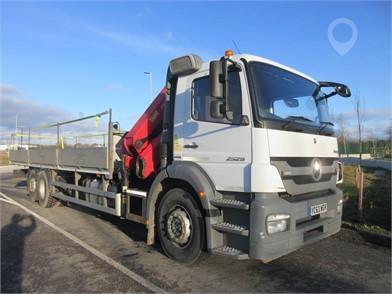 2013 MERCEDES-BENZ AXOR 2529 at TruckLocator.ie