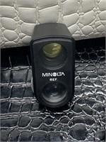 MINOLTA view finder for flash meter and auto meter