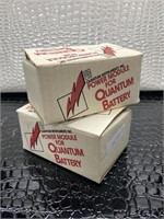 Power module for quantum battery by quantum