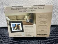"Pan digital 5"" LCD Digital photo frame"