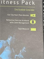 GOTALITY cardio Fitness pack your clip heart r