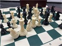 Wooden Chess set