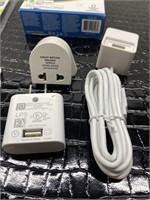 Micro usb 2.0 & universal usb charge & sync c