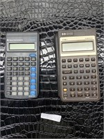 HP hewlett packaged business & Texas Instruments