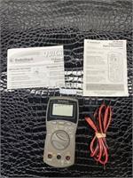 RadioShack 29 range auto/ manual digital