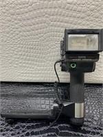 Nikon D90 digital SLR photography Sunpak auto 5