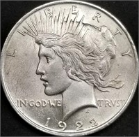 Thursday, February 25 650 Lot Online Coin & Currency Auction