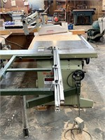 Mini Max SC3 Sliding Table Saw
