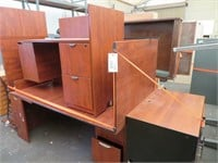 Modular Office Furniture & Assorted Chairs