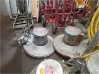 (5) Holt Floor Buffers