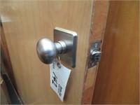 (7) Wood Doors