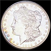 1895-S Morgan Silver Dollar UNCIRCULATED