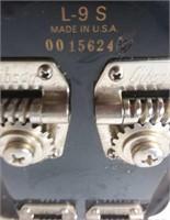 [P] Basse électrique GibsonL-9S/Étui Everest -