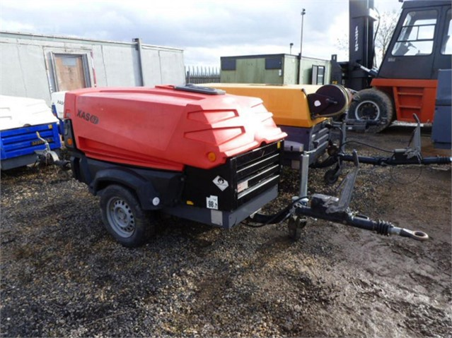 2013 ATLAS COPCO XAS67KD at www.used-compressors.co.uk