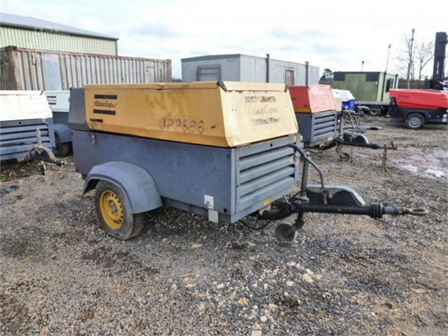 2009 ATLAS COPCO XAS137DD at www.used-compressors.co.uk