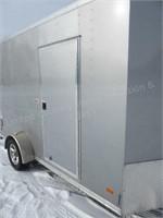 Bravo trailer - single axle - MFD 2/2014 - vin#542