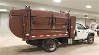 2008 STERLING BULLET 12' S/A REFUSE TRUCK