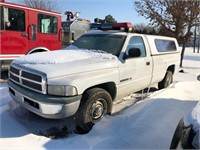 Vehicles, Surplus & Beauty Salon Auction 2/27/21
