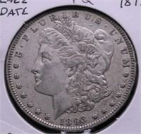 March 7 Online Only Coin Auction