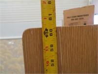 Assorted Desks, Wood File Cabinets, & More