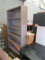 Assorted Desk, File Cabinets, Wood Cabinets & More