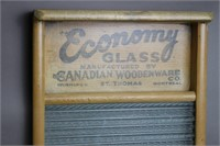 ECONOMY GLASS WASH BOARD 12X25