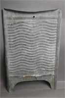 GALVANIZED WASH BOARD 13X22