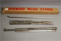 NORWOOD METAL MUSIC STAND IN BOX