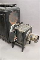 BAUSCH AND LOMB HOME BALOPICON SLIDE PROJECTOR