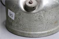 COLEMAN GAS LANTERN 6X14