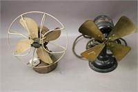 ERRES TABLE TOP FAN AND WESTING HOUSE FAN