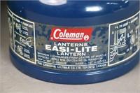 COLEMAN ESI-LITE GAS LANTERN WITH CASE