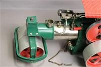 GAS POWERED STEAM ROLLER OLD SMOKEY