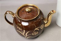 TEA POT AND WATER CANISTER