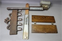 LOT OF FIVE ANTIQUE ITEMS