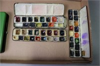 LOT OF PAINT ITEMS AND GEOMETRY SETS