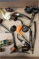 LOT OF ANTIQUE PIPES