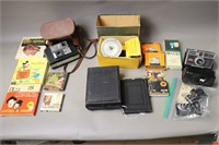 LOT OF PHOTO ITEMS
