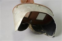 TWO STEREOSCOPIC VIEWERS AND STEREO CARDS