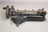 """JUPITER NO.2 CAST PENCIL SHARPENER 12"""" LONG"""