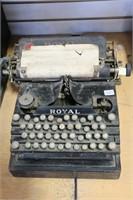 ROYAL TYPEWRITER NEW YORK