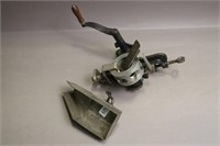 """TABLE MOUNT SLICER WITH CATCH 13"""""""
