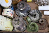 LOT OF ANTIQUE ITEMS