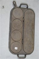 """STOVE TOP GRIDDLE 22"""""""