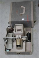TDC SELECTRON PROJECTOR WITH CASE
