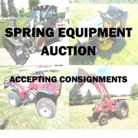 Spring Equipment & Multi Consignor Auction - Guelph