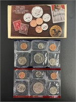 COINS ~ CURRENCY ~  PROOF SETS