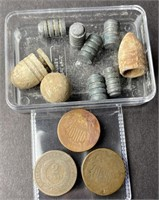 US & World Silver Coins & Numismatic Gems Galore! $5 Ship