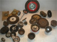 ON LINE ESTATE AUCTION TOOLS-TRACTOR MAMONT 2